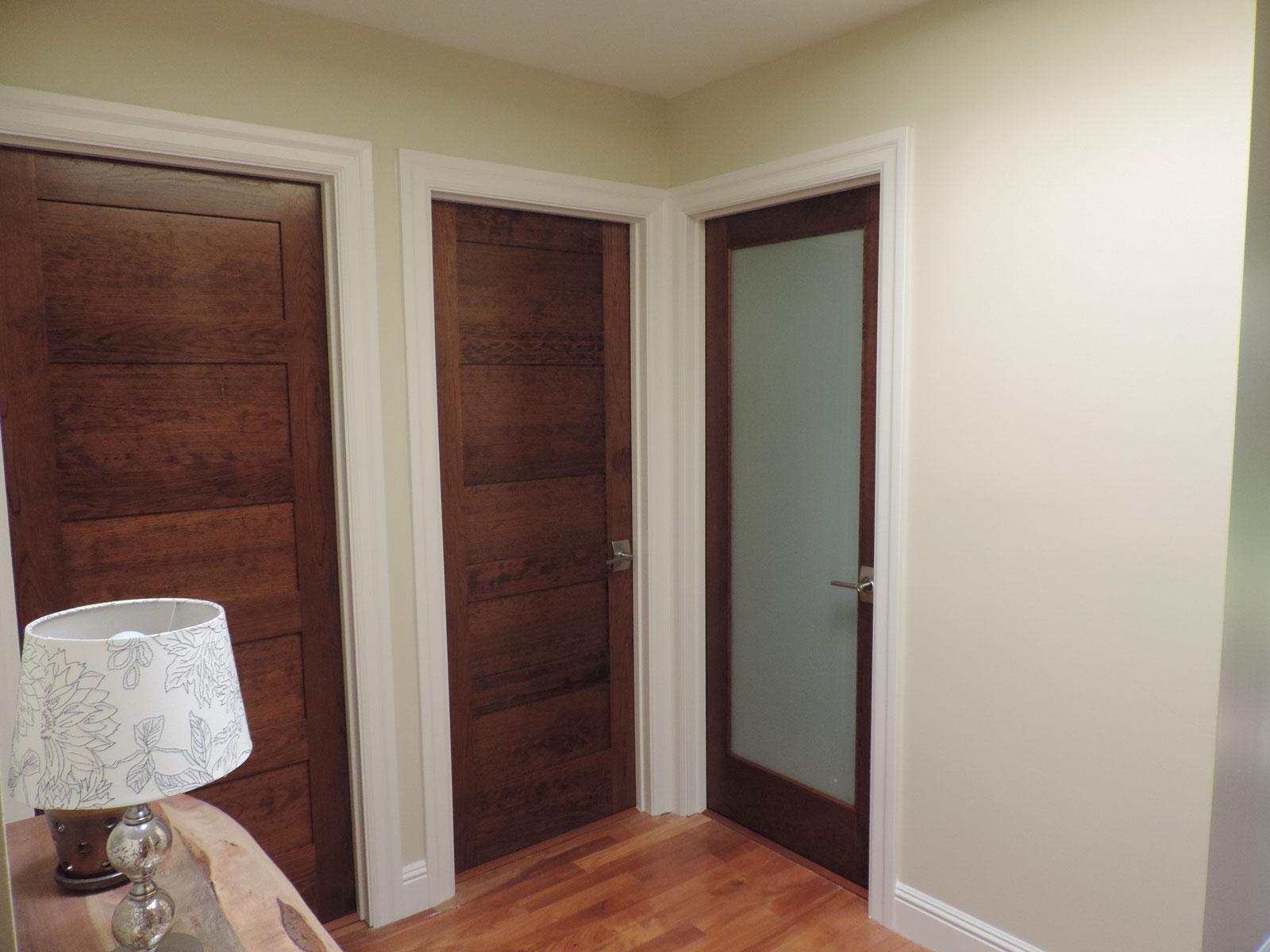 Dave Mason doors & old trim after